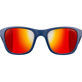 Julbo Reach L Spectron 3CF Sunglasses Junior 10-15Y Matt Blue-Multilayer Red